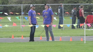 Chad Greenway leaves another mark on Mount Vernon with the Greenway Relays