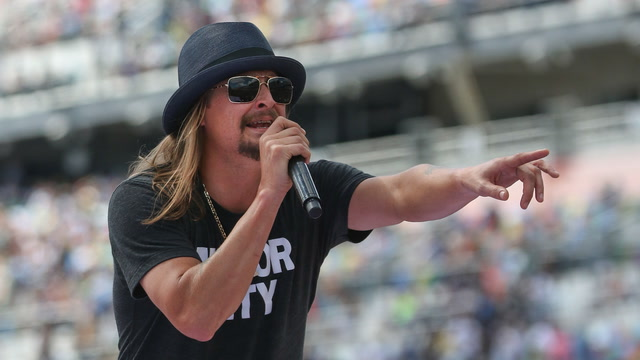 Kid Rock's political speech missed one thing, an announcement to run