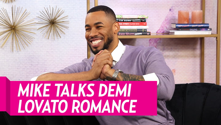 Mike Johnson Will 'Never' Kiss and Tell After Demi Lovato Romance