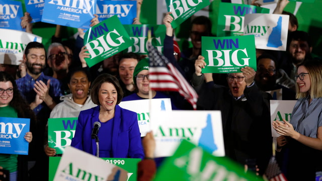 Opinion | 'Today is for Amy (Klobuchar),' a Stephen Sondheim parody