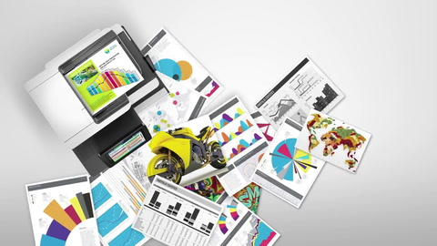 HP PageWide:  A Revolution in Printing