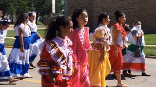 Hispanic parade