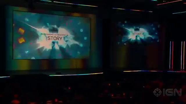Horizon Zero Dawn Takes Home Best Story Award at DICE 2018