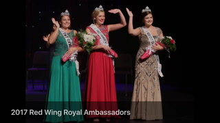 2017 Red Wing Royal Ambassador Pageant