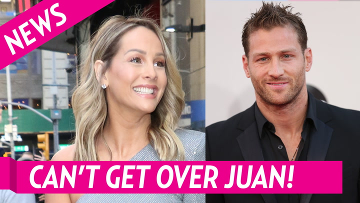 Juan Pablo Galavis and Daughter Camila Recreate His 'Bachelor' Breakup With Clare Crawley