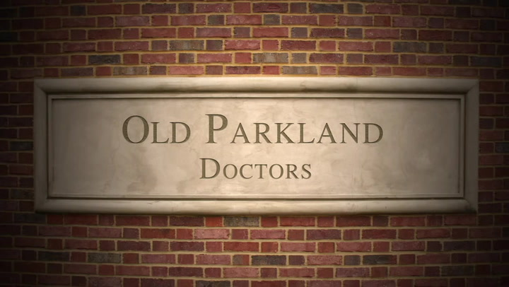 Doctors from Old Parkland Hospital remembered in video