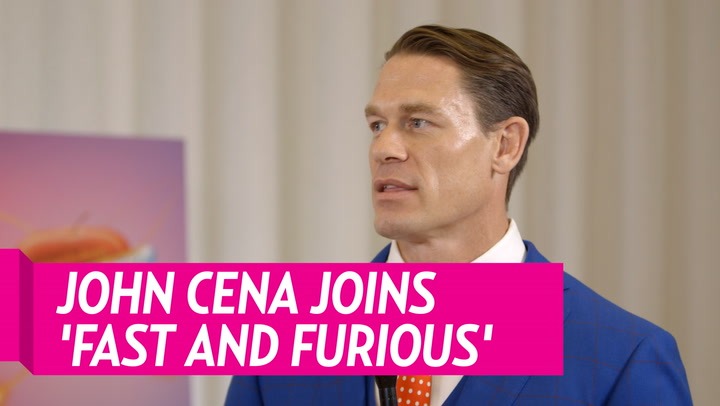 John Cena Says He's 'Forever Indebted' to Vin Diesel for 'Orchestrating' His 'Fast and Furious 9' Role