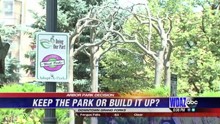 Grand Forks City Council to discuss the future of Arbor Park