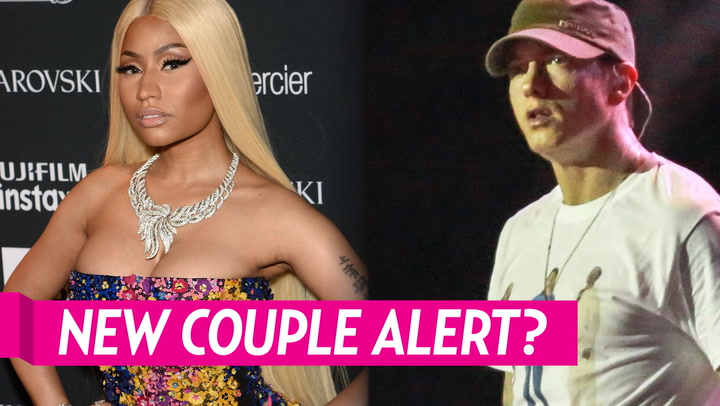 Nicki Minaj Says 'Yes' She's Dating Eminem