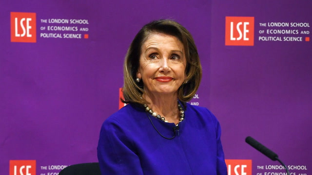 Pelosi says Good Friday accords shouldn't be 'bargained away'