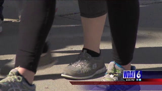 Hundreds put on their walking shoes to help end Multiple Sclerosis
