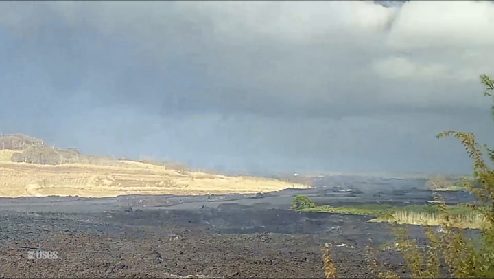 """""""Lava Balls"""" From Kilauea Volcano Are the Latest Problem Affecting Hawaii"""