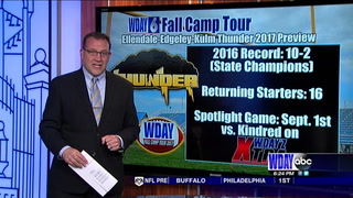 WDAY Fall Camp Tour: E-E-K 2017 Preview