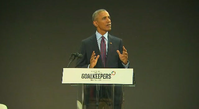 Obama says global challenges include 'nationalism and xenophobia'
