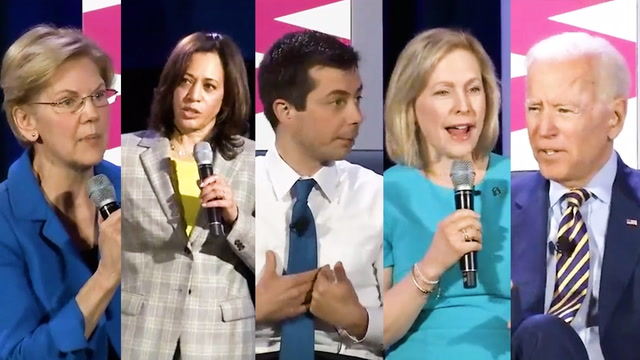 Democratic 2020 candidates vow to protect Roe v. Wade, ditch Hyde Amendment