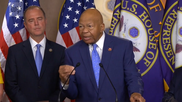 Cummings: 'I'm begging the American people to pay attention' to Mueller report