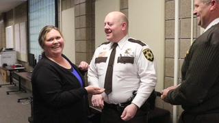 Crow Wing County Sheriff's Office promotes Goddard, Burke
