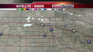 Quiet Today, but Tracking Snow for Tomorrow