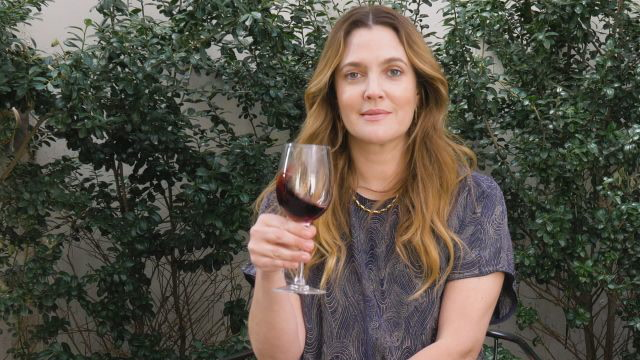 Drew Barrymore's Guide to Rosé the Right Way
