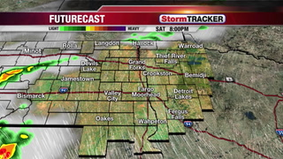StormTRACKER Webcast: Hazy Saturday