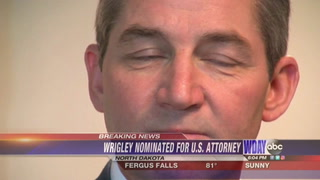 Drew Wrigley, seen here Sept. 24, 2014, at an event in West Fargo, has been nominated by President Donald Trump to serve as U.S. attorney in North Dakota. Forum file photo