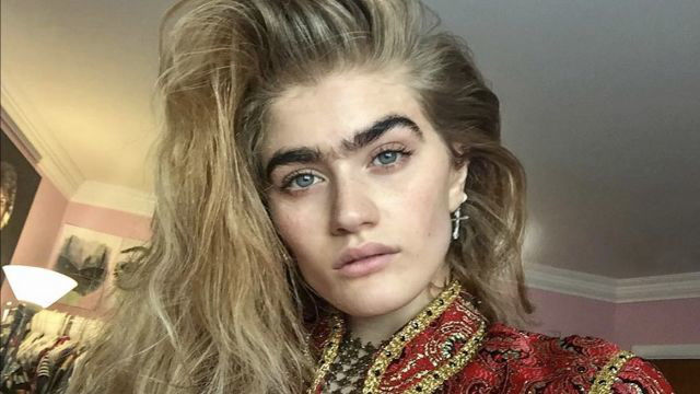 This Model Is Making the Unibrow Movement Happen