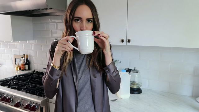 Style Expert Louise Roe Reveals Her Serene Morning Routine