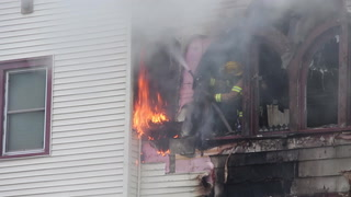 Fire at vacant church in Duluth