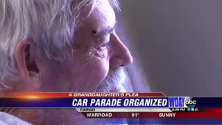 Family puts together car show for car lover