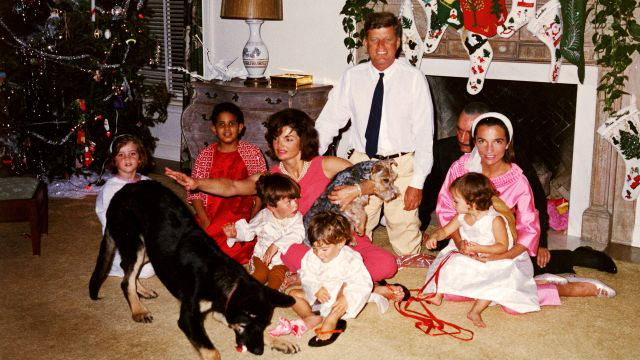 A Pictorial Guide To The Well-Connected Kennedy Family Tree