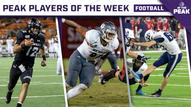 MW Football Players of the Week – 11/11/19