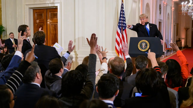 Fact-checking President Trump's post-election news conference