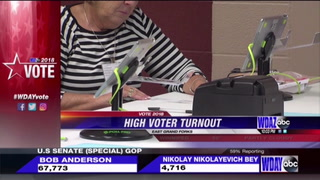 EGF Primary election voter turnout higher than usual-