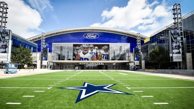 Dallas Cowboys Unveil $1.5 Billion New Headquarters