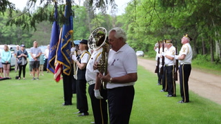 Crosslake Lutheran Church Memorial Day Service