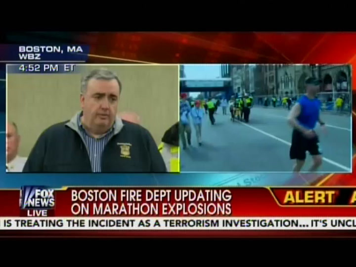 Boston Police Commissioner: Third Incident