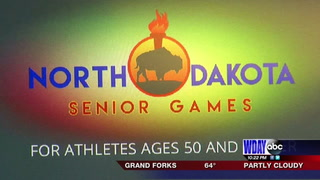 Racquetball players Ross, Fremling participate in North Dakota Senior Games