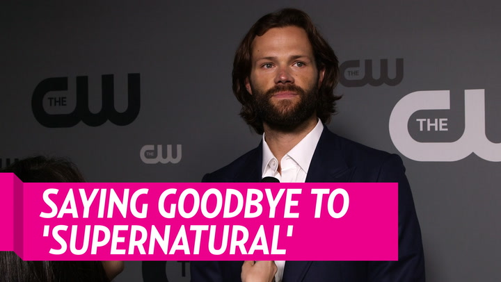 Jared Padalecki Tears Up Over the End of 'Supernatural': 'I'll Never Really Say Goodbye'