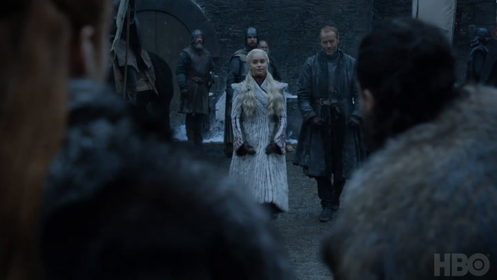 'Game of Thrones' Season 8: Sansa Bends the Knee to Daenerys in New Footage
