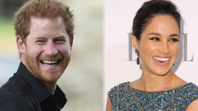 It's Official—Prince Harry and Meghan Markle are in L-O-V-E!