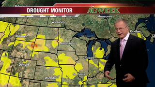 AgweekTV: Agri-weather forecast with John Wheeler