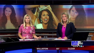 Support pours in for Miss America following harassment revelations