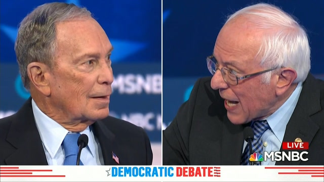 The best debate zingers: Democratic candidates go on the attack