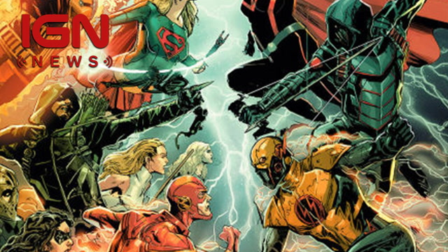 The Ray to Debut on 'Crisis on Earth X' Arrowverse Crossover - IGN News