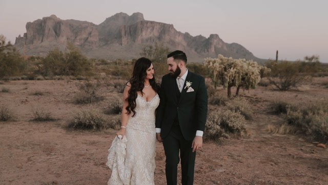 Priscilla + Michael | Apache Junction, Arizona