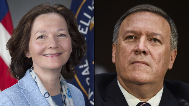 Senators weigh in on confirmation processes for Pompeo and Haspel