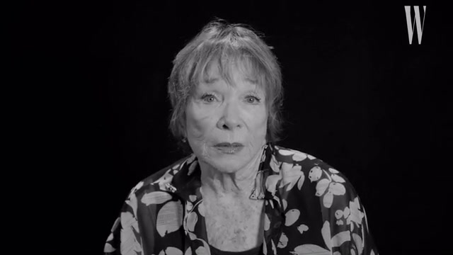 Shirley MacLaine Doesn't Know the Meaning of the Word Diva