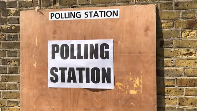 Brits go to the polls in E.U. Parliament elections