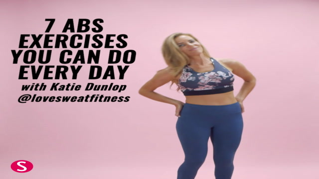 7 Abs Exercises You Can Do Everyday