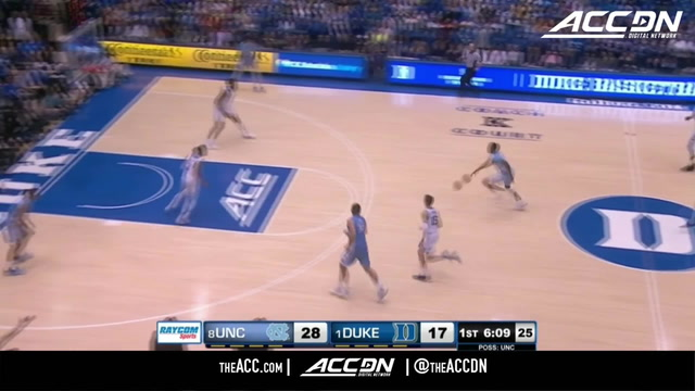 North Carolina's Luke Maye A Monster vs. Duke